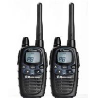 El pack de walkies G7 Pro de Midland es pmr446 de uso libre, no necesita licencia