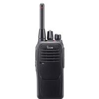 Walkie IC-F29SR de Icom pmr446 de uso libre profesional, sin licencia.