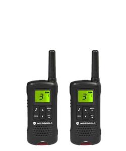 Walkies Motorola TLKR T60 uso libre