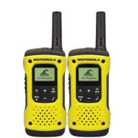 Walkie TLKR T92 H2O de Motorola, impermeable y sumergible IP67. pmr446, sin licencia
