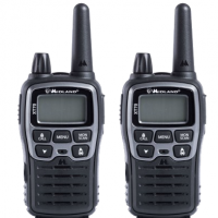 El walkie XT70 de Midland es pmr446 de uso libre, sin licencia