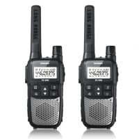 Pack de 2 walkies FX-490 de Brondi de uso libre pmr446, no necesita licencia para su uso.